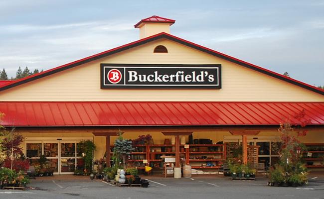 Buckerfield's, West Coast Seeds' Retail Partner