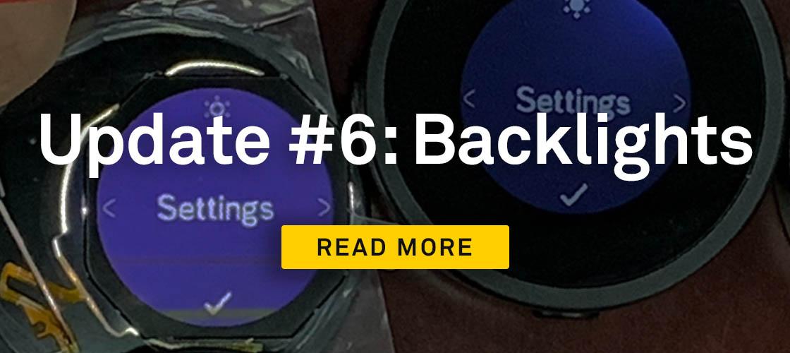 update 6 backlights
