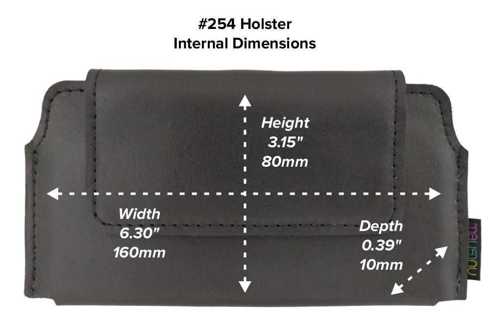 254 Horizontal BELT CASE