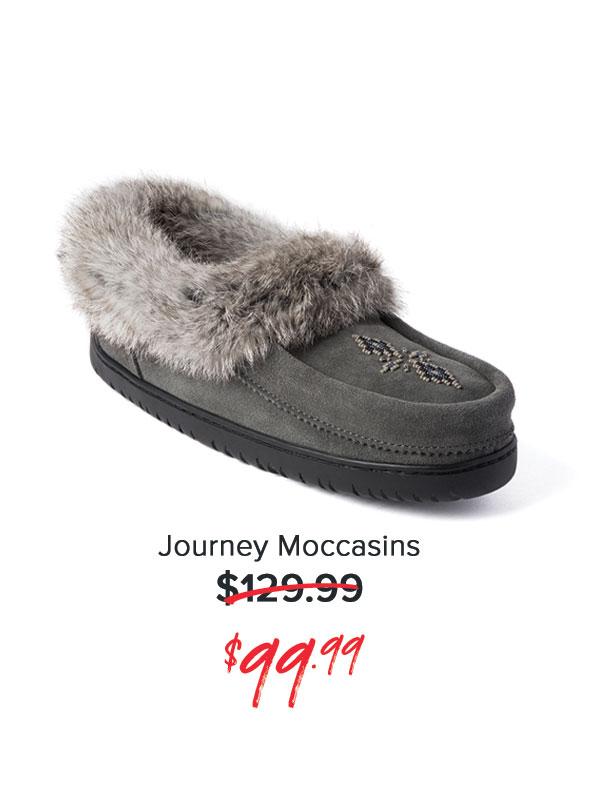 Journey Moccasins