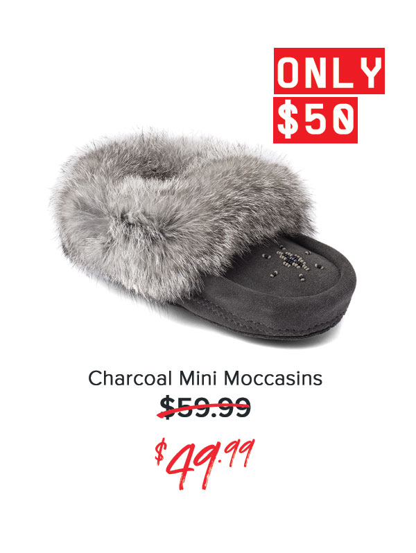 Mini Moccasins