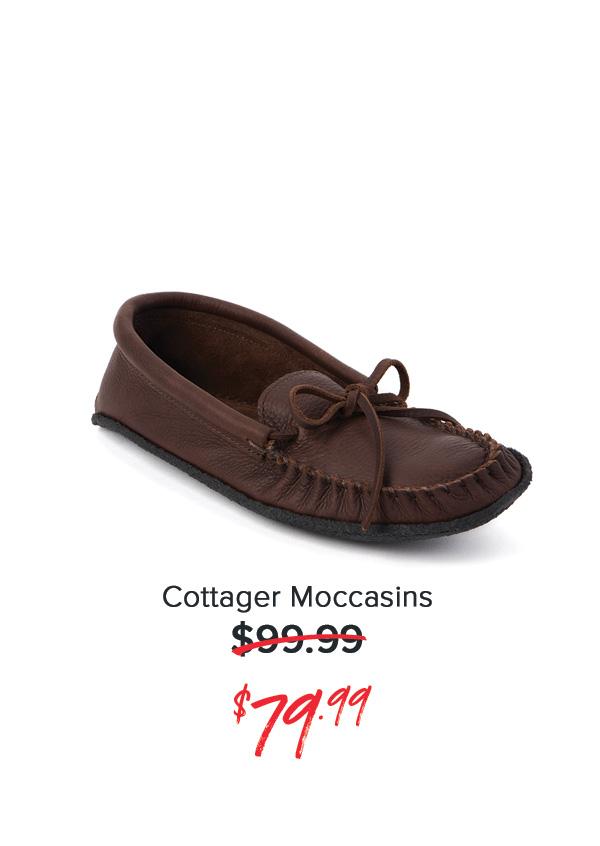 Cottager Moccasins