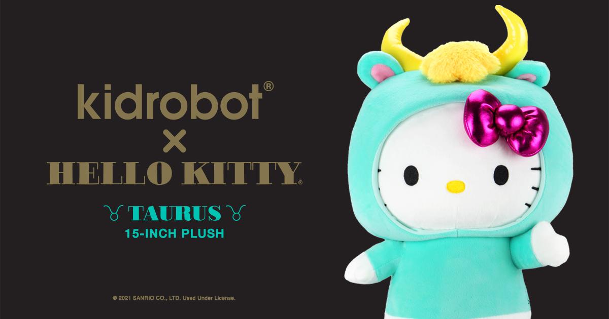 Hello Kitty Taurus