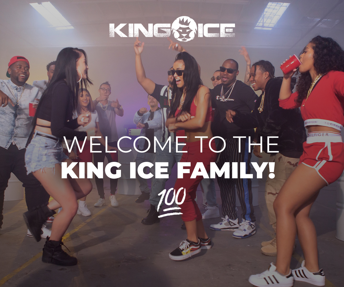 welcome to the King Ice Family