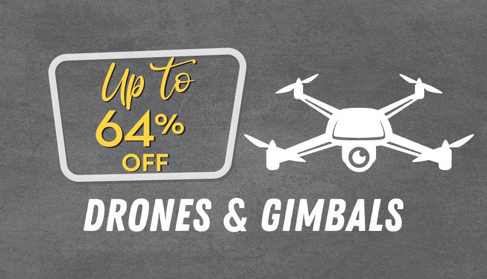 Drones & Gimbals