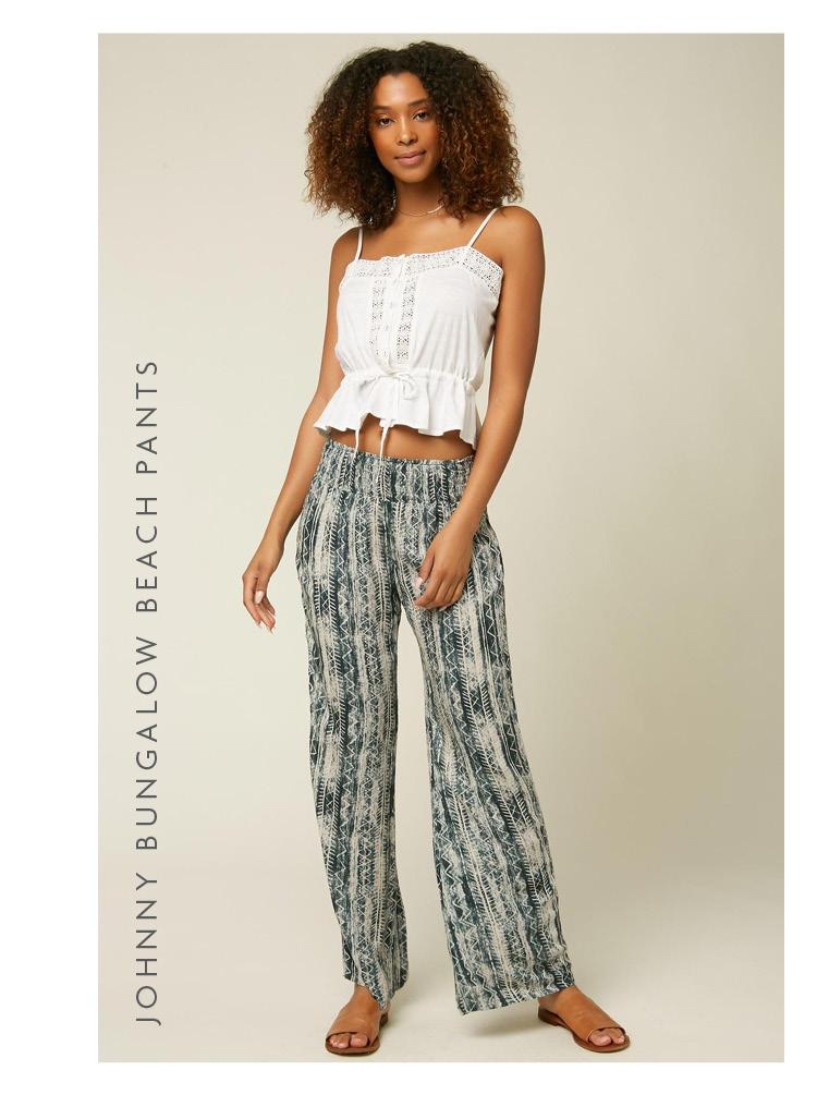 Johnny Bungalow Beach Pants