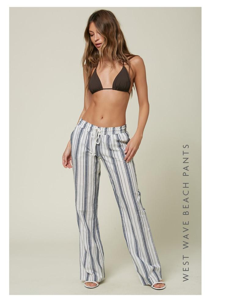 West Wave Beach Pants