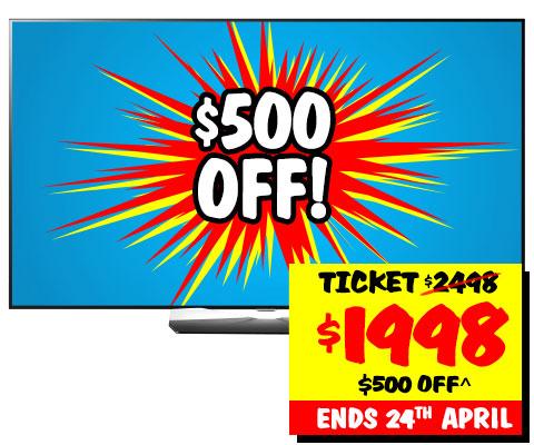 """LG B8 55"""" 4K UHD AI Smart OLED TV"""