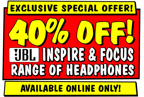 40% off JBL Headphones
