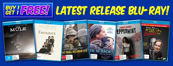 Latest Release Blu-Ray