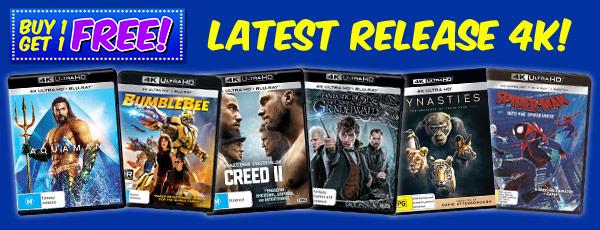 Latest Release 4K