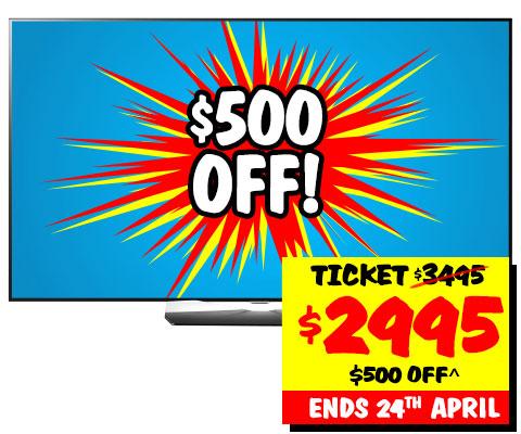 """LG B8 65"""" 4K UHD AI Smart OLED TV"""