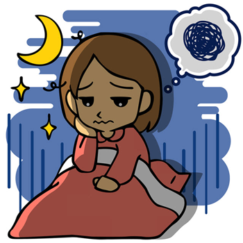 Girl With Insomnia