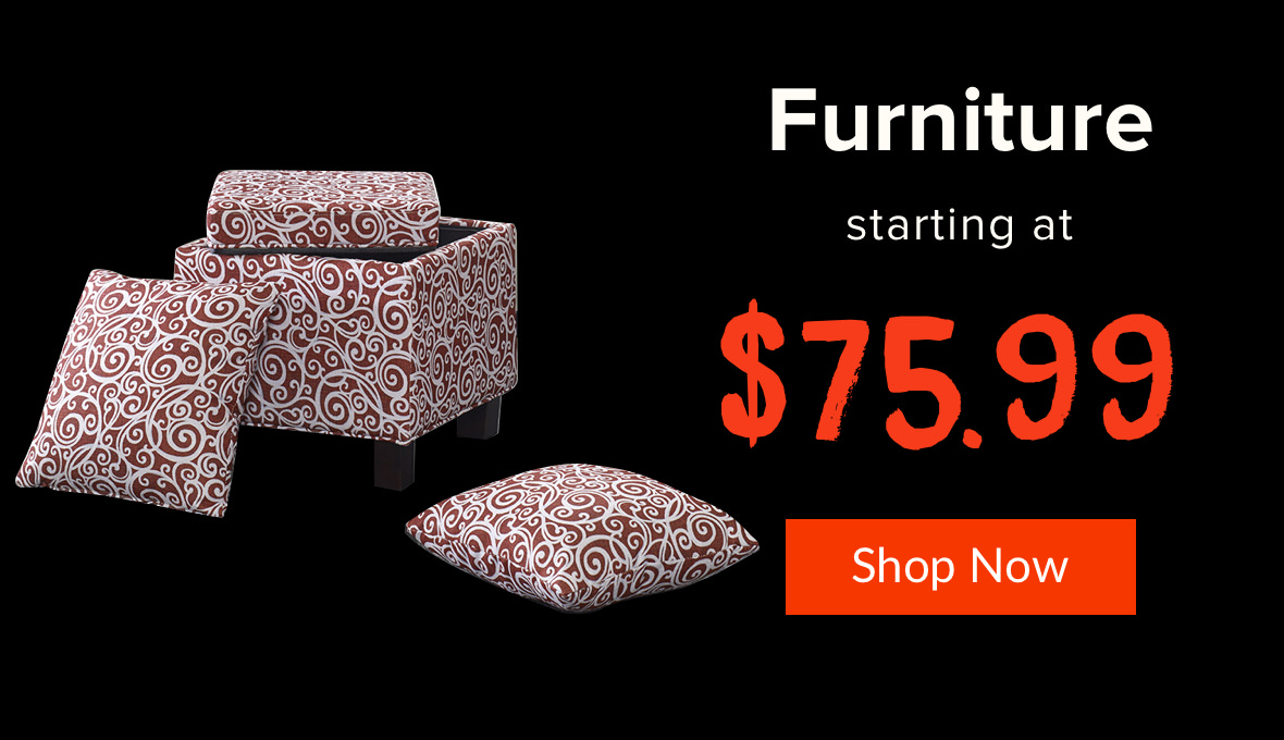Black friday furniture