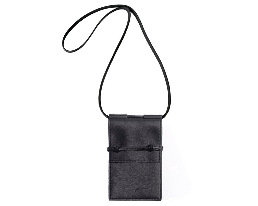 The Micro Bag in Black