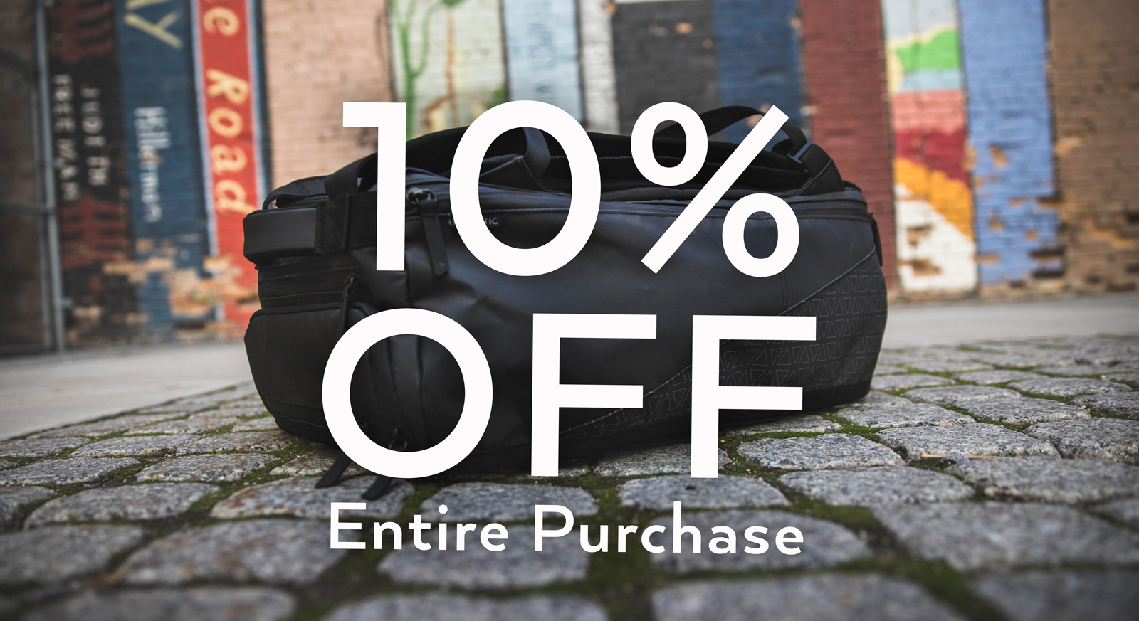 10% OFF Entire Purchase