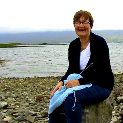 Lily Ryder CEO of Shoreline food and crafts Co. Mayo - Parad e- Handmade