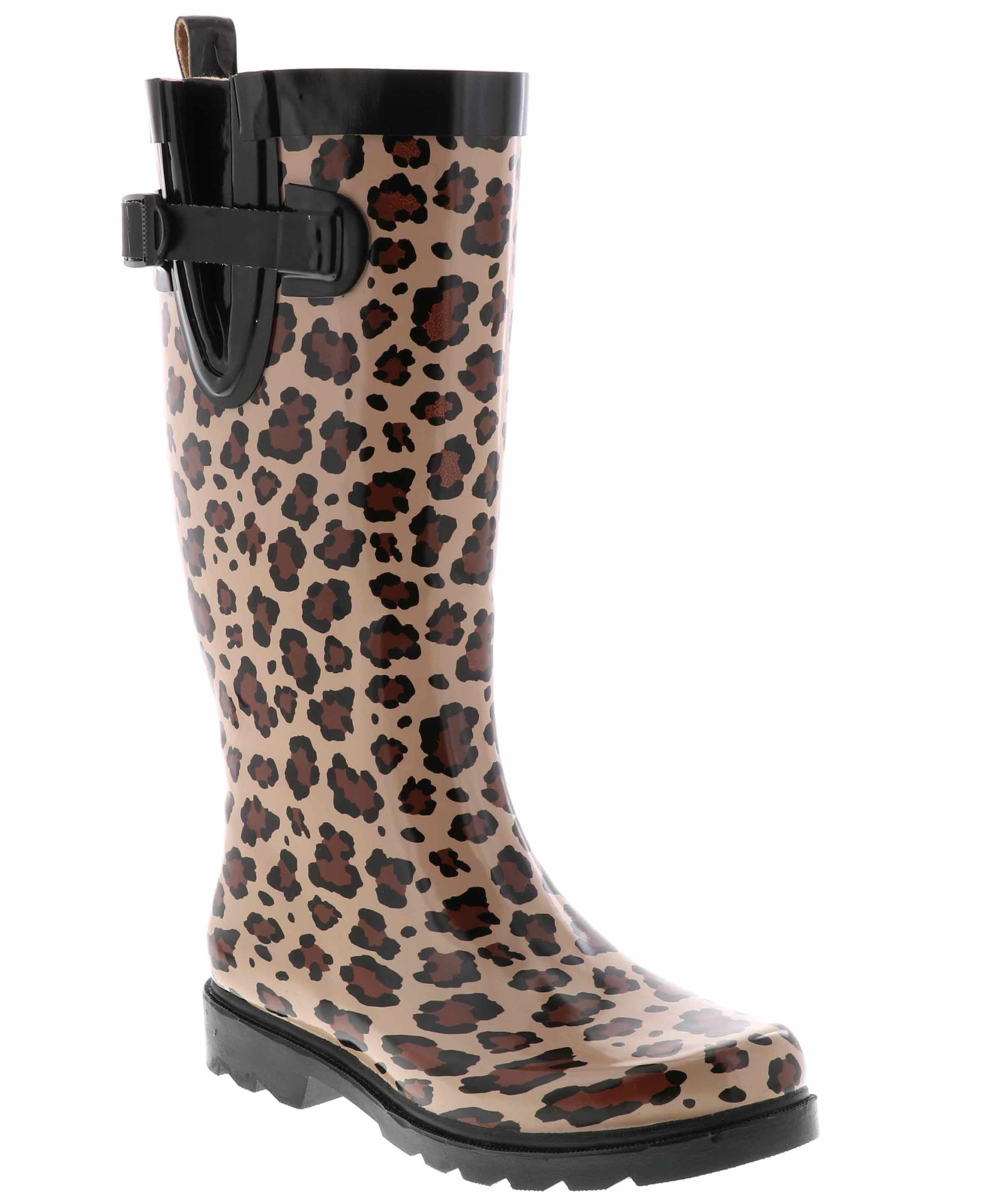 Women's Capelli Natural Leopard