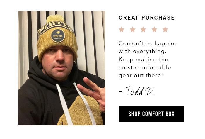 Shop Comfort Box