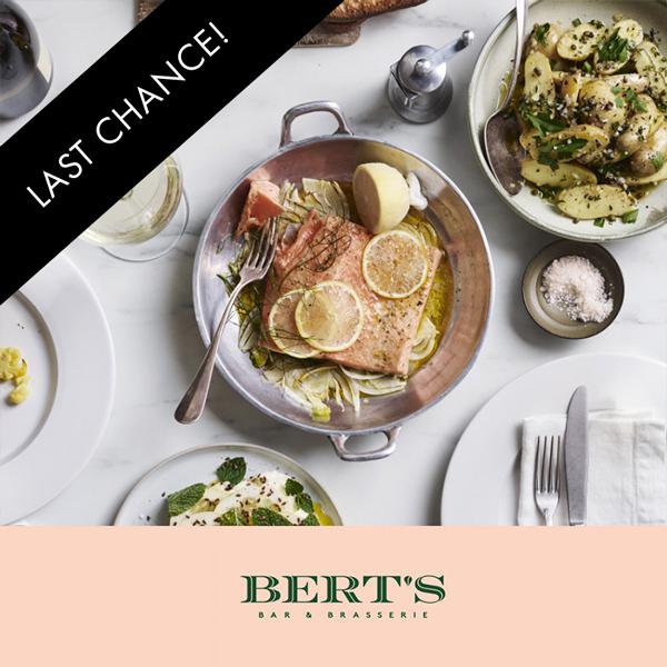 Bert's at Home