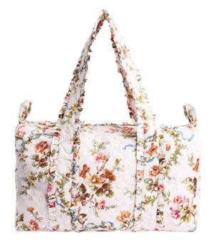 Garland Flora Quilted Shoulder Bag