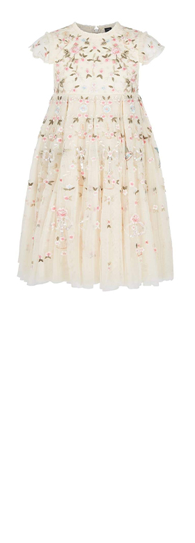 Regency Garden Kids Prom Dress Champagne