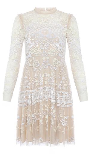 Aurora Dress in Vintage Blossom