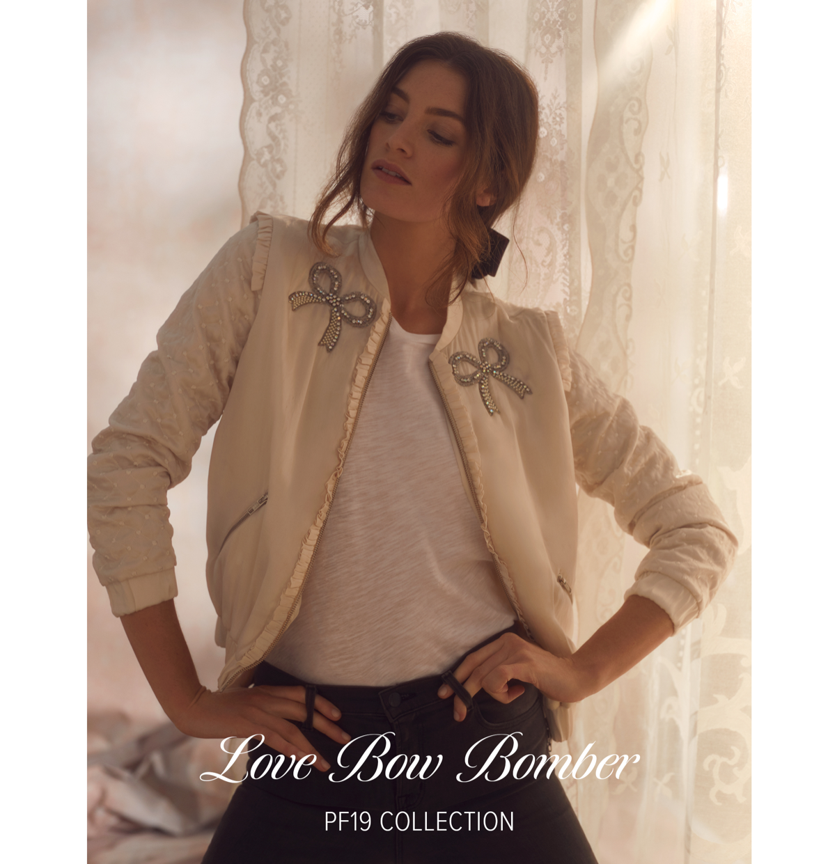 Love Bow Bomber