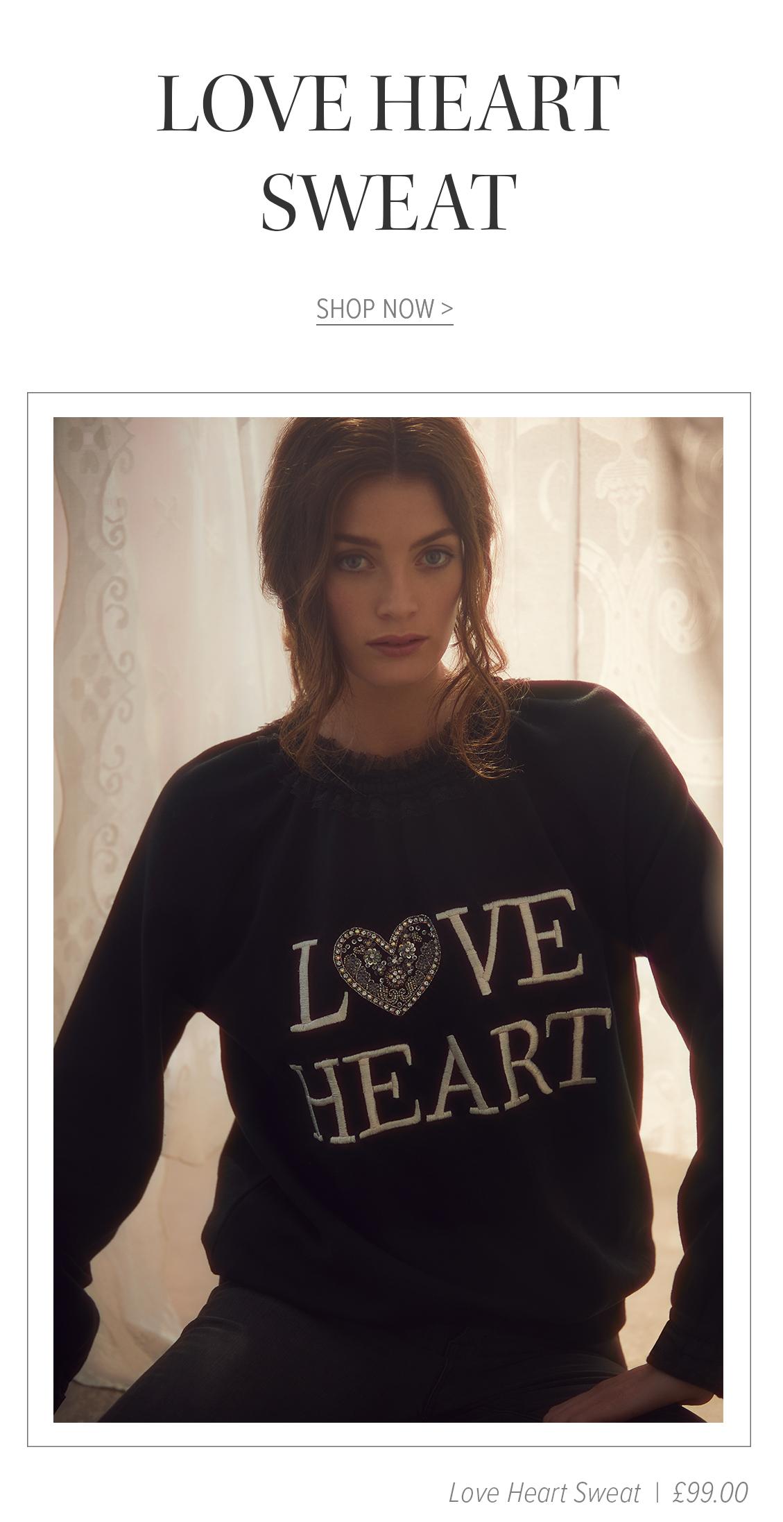 Love Heart Sweat