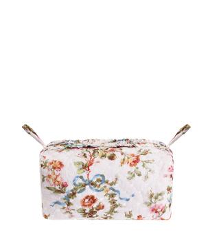 Garland Flora Medium Quilted Makeup Bag