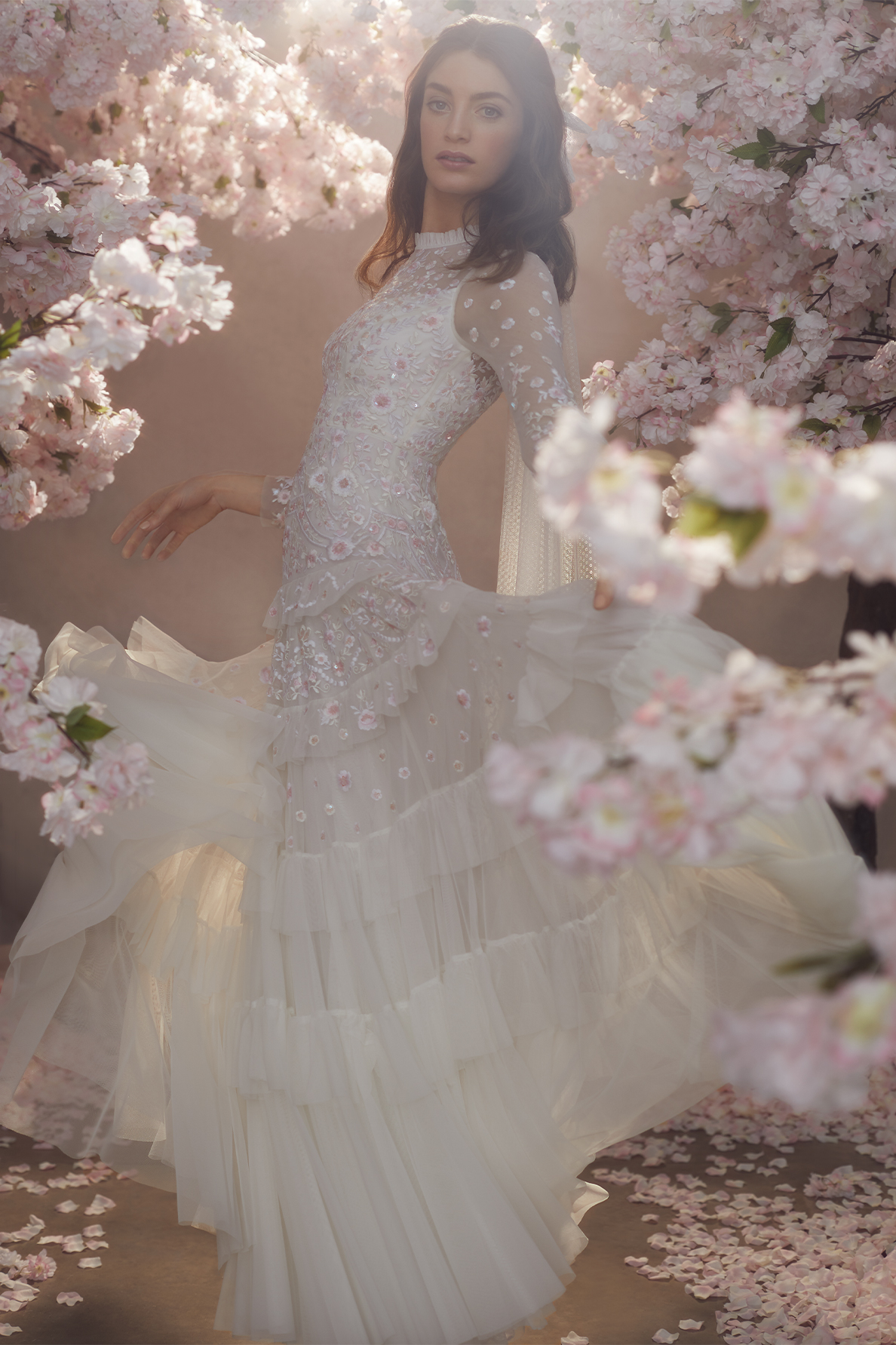Gracie Longsleeve Bridal Gown