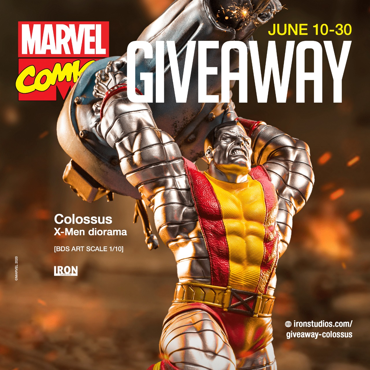 Giveaway Colossus