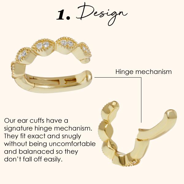 ear cuffs design