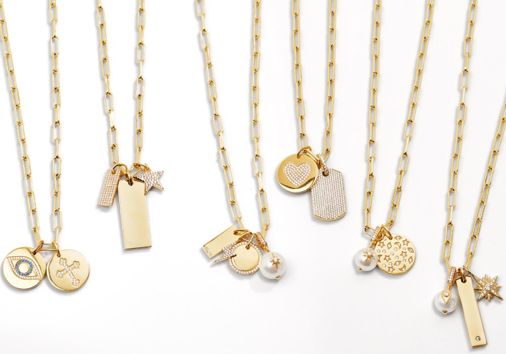 charms necklace