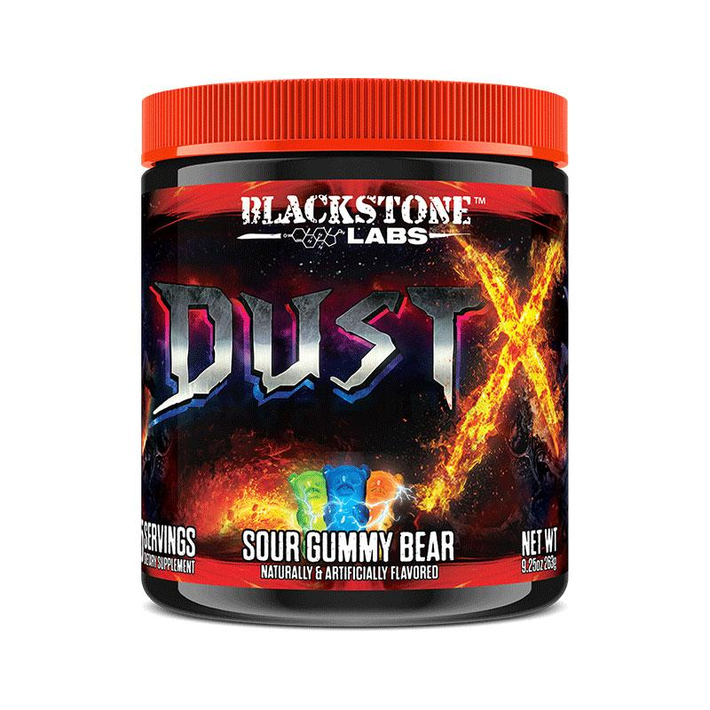 New Dust X Pre-Workout from Blackstone Labs!
