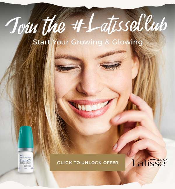 Latisse $60 Off When You Subscribe + Free Priority Shipping