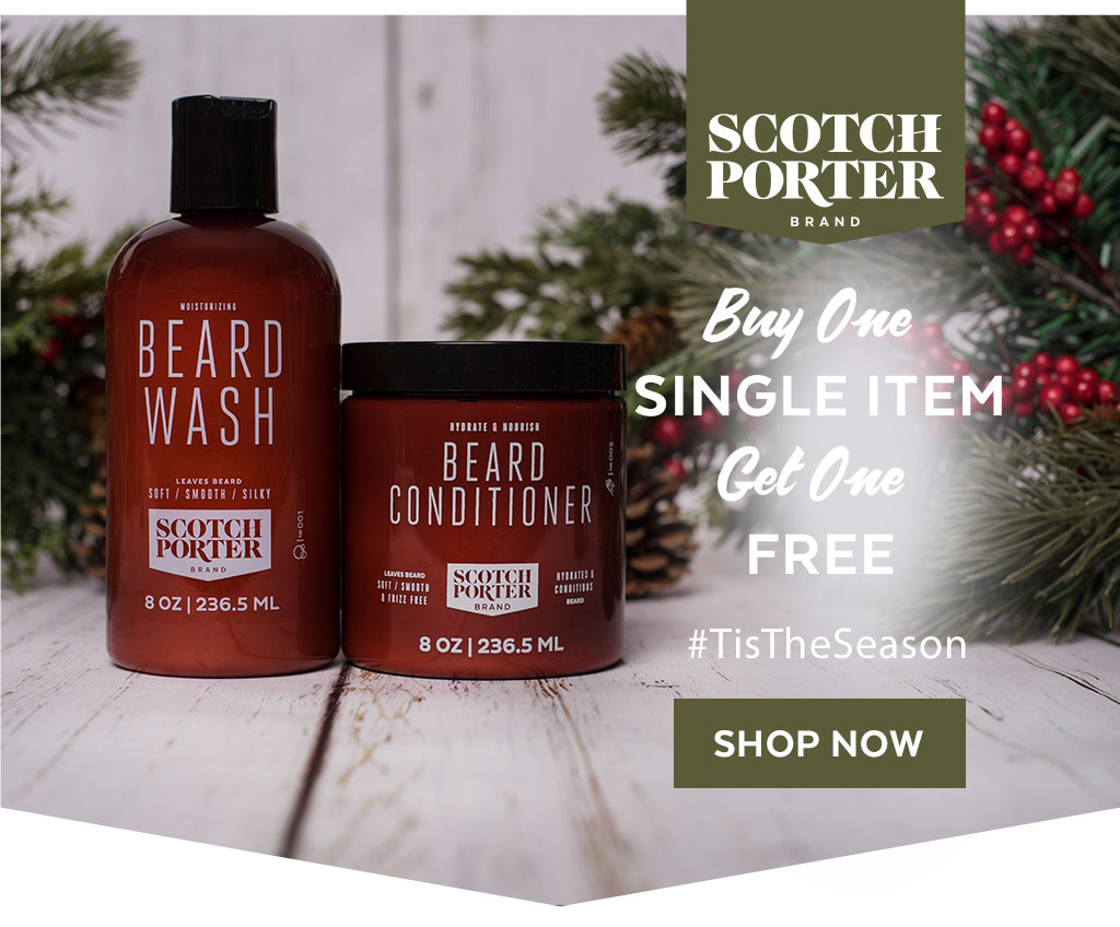 Scotch Porter BOGO Promotion