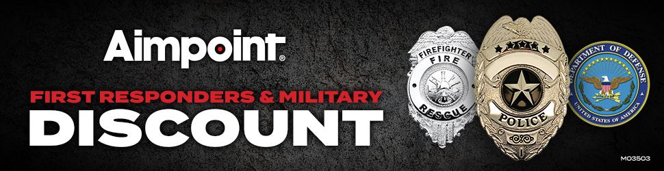 Aimpoint Law Enforcement Discount Program