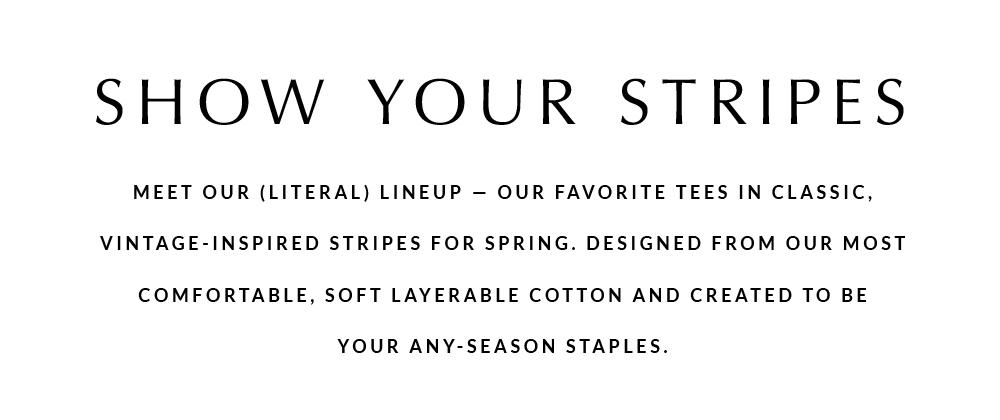 Stripes >