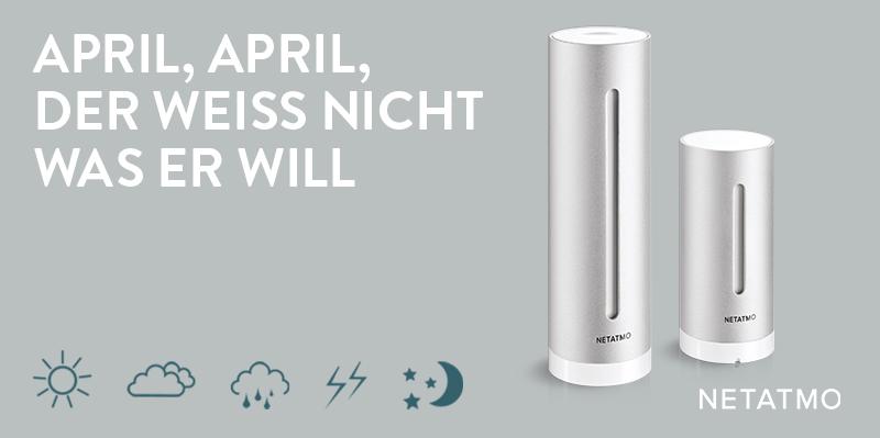 April, April, der weiß nicht was er will