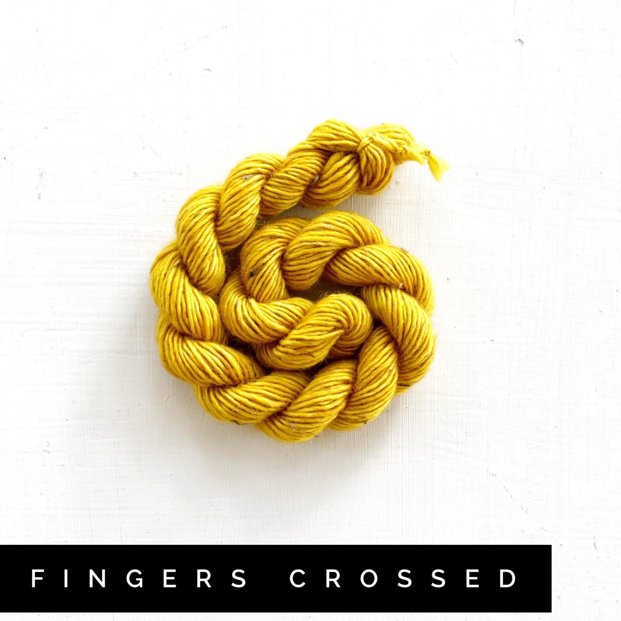 "Shop ""Fingers Crossed"""