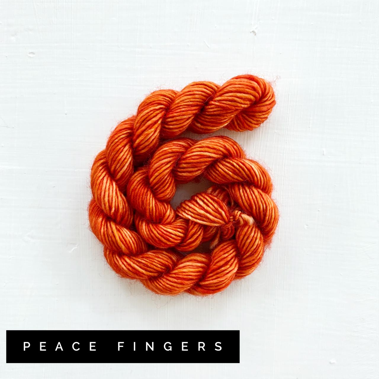 """Shop """"Peace Fingers"""""""