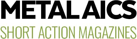 Metal AICS Short Action Magazines