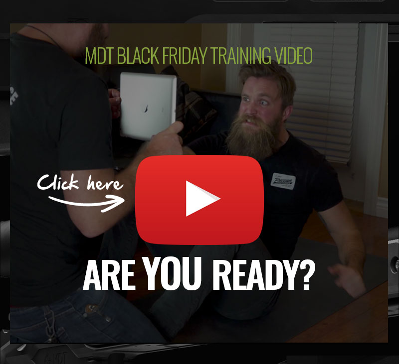 MDT Black Friday Training Video - Are YOU ready?