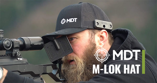 The Brand New MDT M-LOK Hat