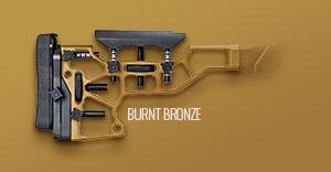 Bronze buttstock