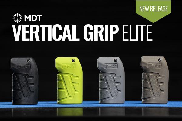 New Release - The MDT Vertical Grip Elite