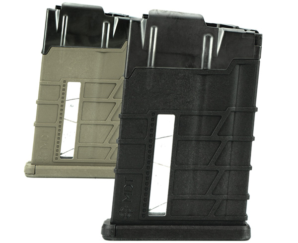 MDT Poly Metal Short Action Mags