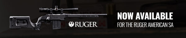 MDT XRS Chassis Ruger American