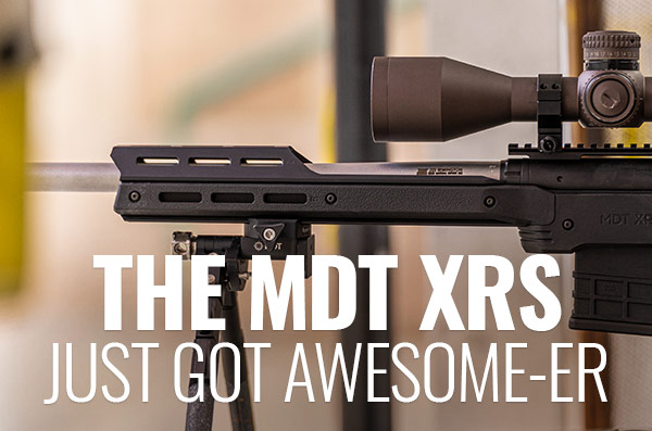 MDT XRS Chassis Enclosed ARCA Forend
